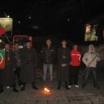 Активисти на БНС