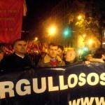Испански и български активисти заедно