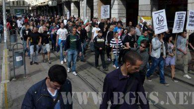 Photo of Протестът срещу пропагандата на содомия събра стотици родолюбци