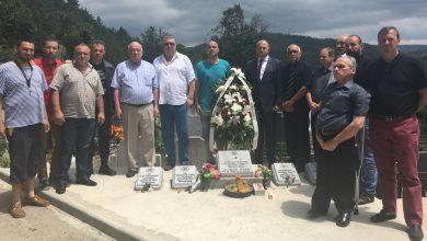 Photo of Българи от Босилеград на протест пред сръбското посолство в София